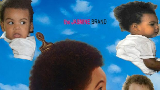 Does Drake's New Album Cover Resemble Blue Ivy Carter?