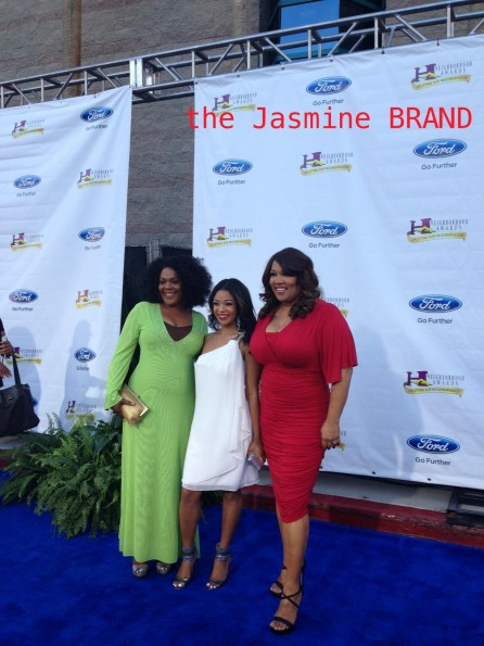 e-hoodie awards-blue carpet 2013-the jasmine brand
