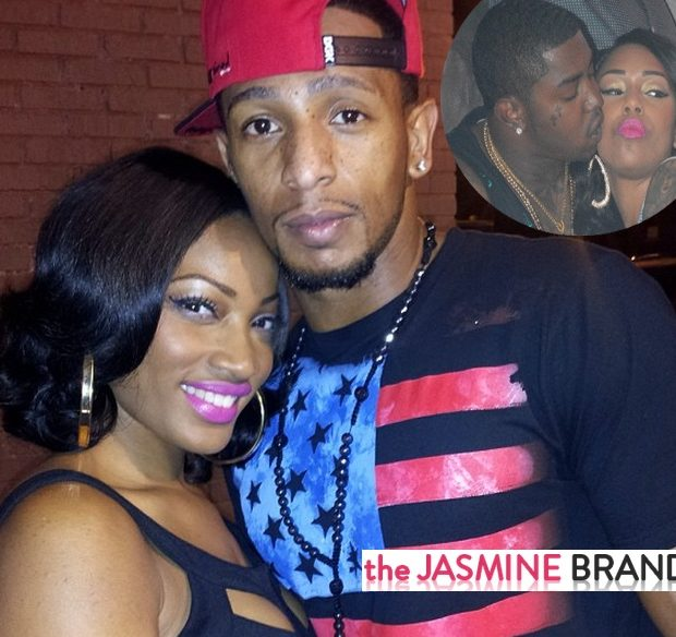 LHHA's Erica Dixon Says New Boyfriend Is A Man of God + Why She Refuses To Speak On Scrappys New Girlfriend Bambi