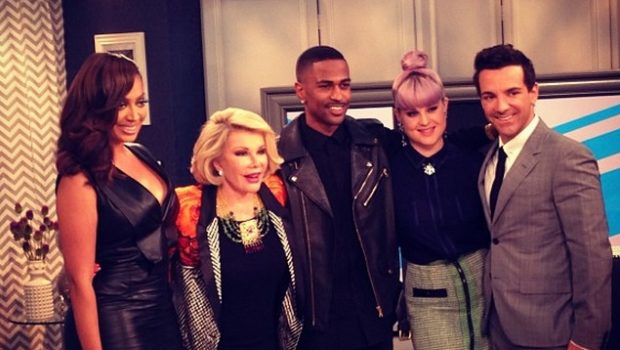 Lala Anthony & Big Sean Trade Jokes and Jabs With Joan Rivers On 'Fashion Police' + Diddy Downplays Rumored Club Fight With J.Cole