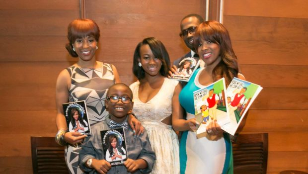 Big Rich Atlanta's Kahdijiha Rowe Releases Book, 'We Are Stronger Than Bulllying'