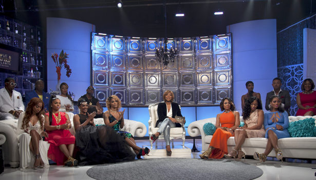 [VIDEO] Are Stevie J & Joseline REALLY Married? + Watch Part 1 Love & Hip Hop ATL Reunion