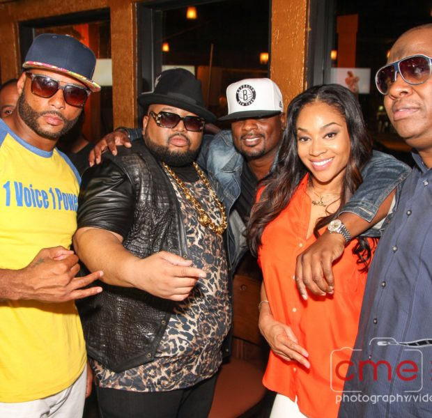 [Photos] ATL Reality Stars Attend 'Help Me' Video Premiere, Honoring Trayvon Martin