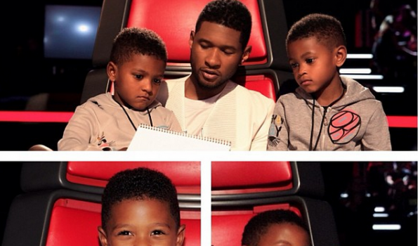 [UPDATED] Usher & Tameka Raymond's Son Hospitalized, After Pool Accident