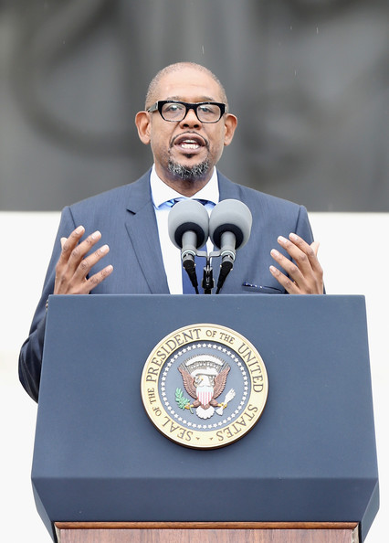 forest whitaker-dc 50 years dr martin luther king dream speech-the jasmine brand