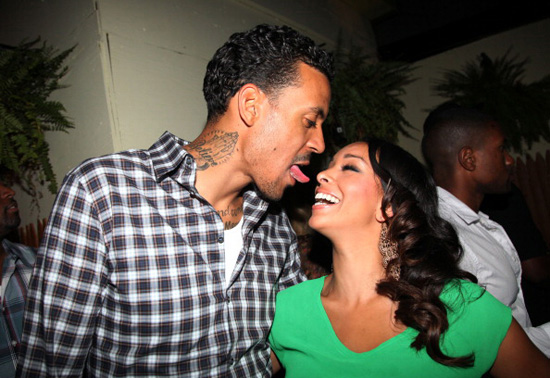 Ear Hustlin': Gloria Govan & Matt Barnes Headed Toward Divorce