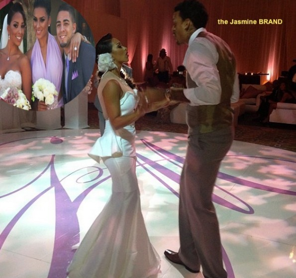 gloria govan-weds matt barnes-wedding ceremony-the jasmine brand