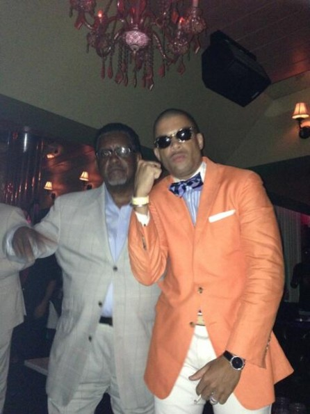 greg leakes-al reynolds-miami birthday 2013-the jasmine brand