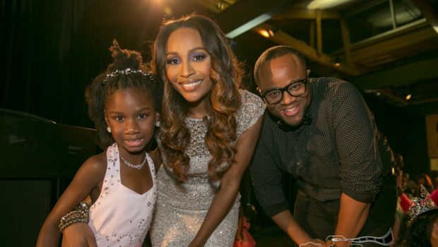 [Photos] Young Girls Pull Out the Glitz & Glam for Cynthia Bailey's 'Miss Renaissance' Pageant