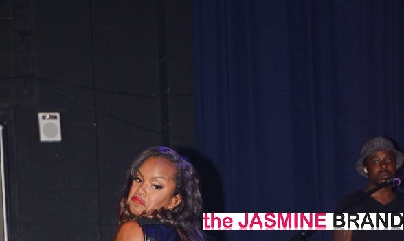 [Photos & Footage] LeToya Luckett Brings Destiny's Child Hits to DC Performance