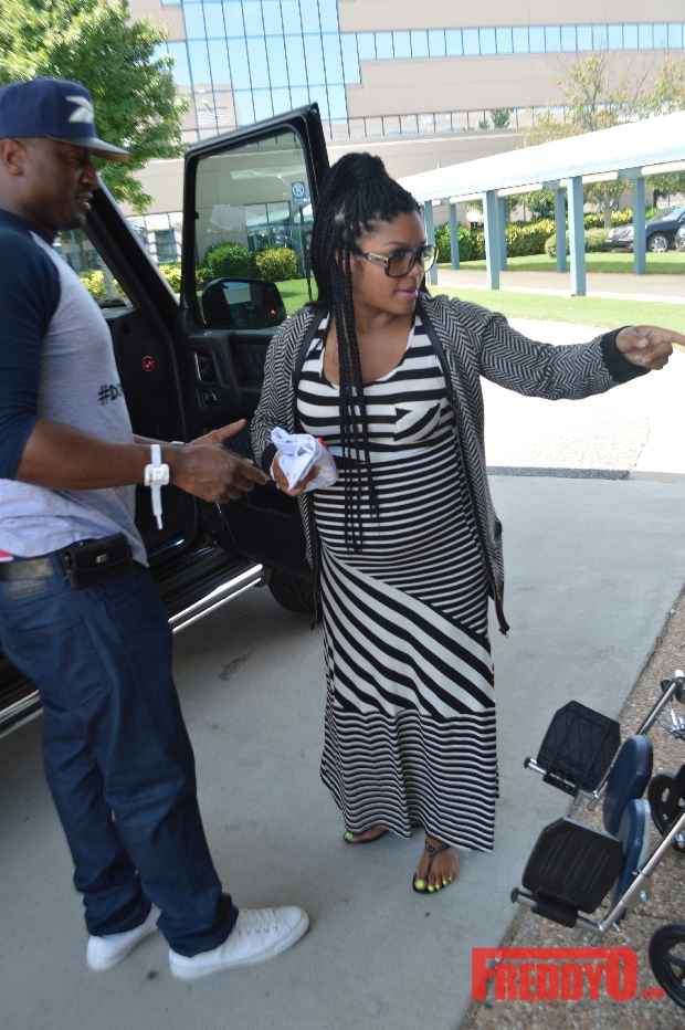 i-lhha-kirk frost-rasheeda-leave hospital after delivery-the jasmine brand