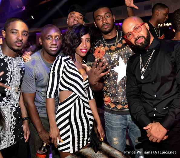 jas prince-seven streeter-kenny burns-luda day weekend 2013-the jasmine brand