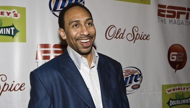 ESPN Suspends Stephen A. Smith, After 'Domestic Violence' Remarks