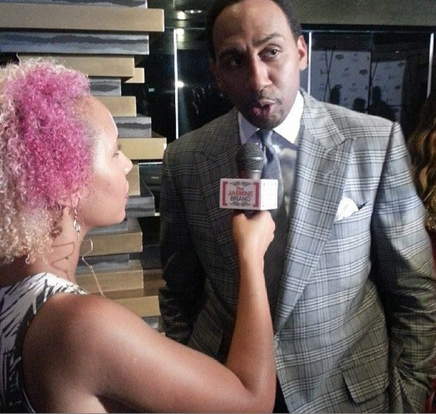 [INTERVIEW] ESPN's Stephen A. Smith Gives Life Lessons & Career Advice: 'You've Got To Have Alligator Skin'