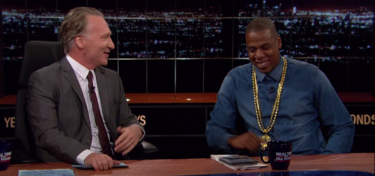 [VIDEO] Jay Z Visits HBO's 'Real Time With Bill Maher', Watch the Full Episode