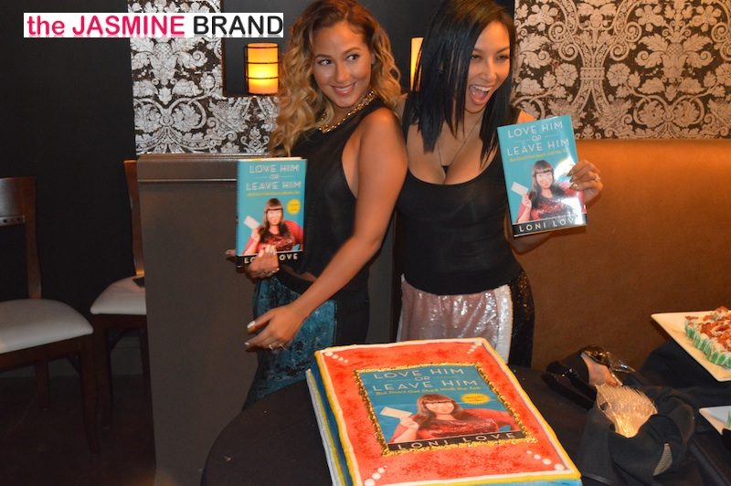 photos the reals loni love celebrates book launch party