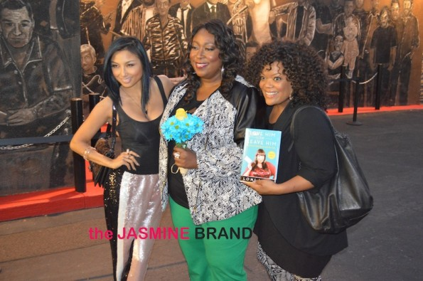 jeannie-mai-loni love-yvette nicole brown-the jasmine brand