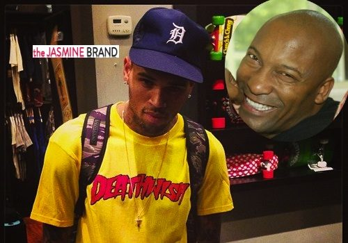Ear Hustlin': John Singleton Directing 'The Chris Brown Movie'