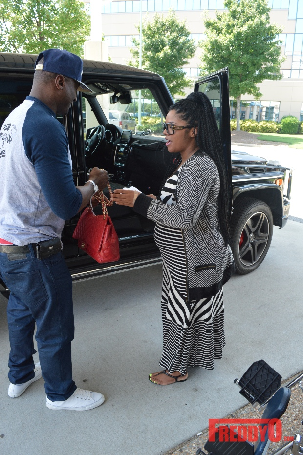 k-lhha-kirk frost-rasheeda-leave hospital after delivery-the jasmine brand