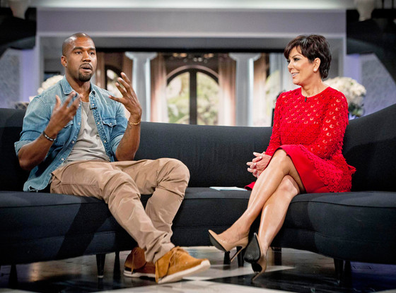 [WATCH] Kanye West Declares His Love For Kim Kardshian On Kris Jenner: 'She's My Joy. I Love This Woman' + Watch the Full Interview