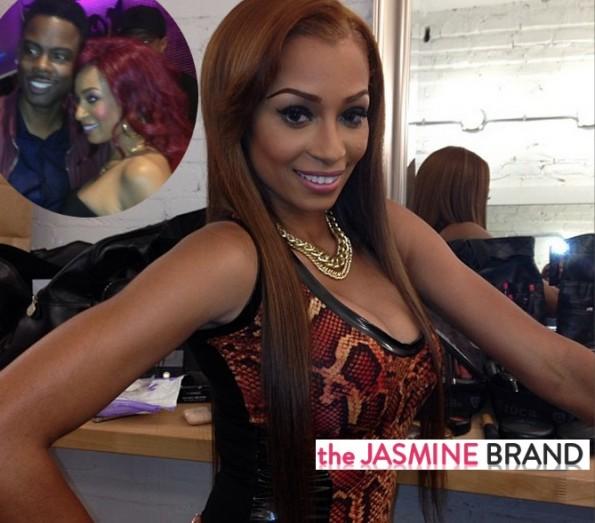 karlie redd-new movie with chris rock-the jasmine brand