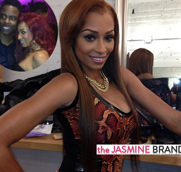 [VIDEO] LHHA's Karlie Redd Lands Role In New Chris Rock Movie With Gabrielle Union