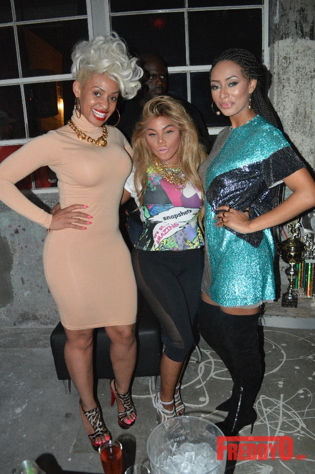 keri hilson-tiffany foxx-lil kim-atl pride-labor day weekend 2013-the jasmine brand