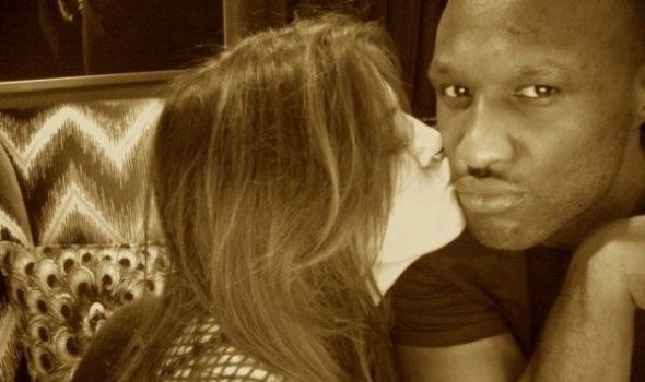 [UPDATED] Khloe Kardashian Pissed At Reports Saying Hubby Lamar Odom Abuses Drugs: 'Shame On You!'