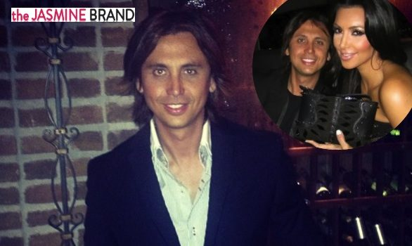 Kim Kardashian's Bestie Jonathan Cheban Attacked For Bragging On Instagram