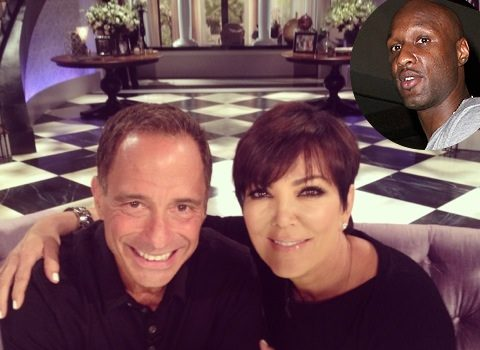 Did Kris Jenner Plant the Lamar Odom Drug Addiction Story?