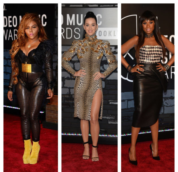 [Photos] MTV VMA's Red Carpet: Lil Kim, Lady Gaga, Drake, Katy Perry, Rita Ora & More