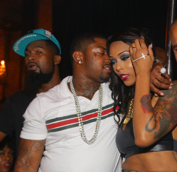 [Photos] New Couple Alert: Love & Hip Hop Atlanta's Lil Scrappy Dating Bambi