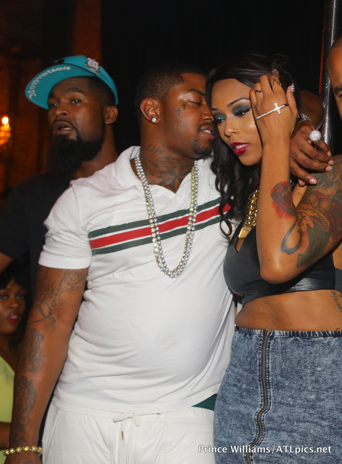 Bambi dating lil scrappy 3