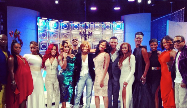 [WATCH] An Exchange of Words & Shoes Fly Between Mimi Faust & Joseline During 'Love Hip Hop Atlanta' Reunion