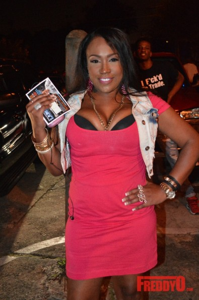 maia campbell-lil kim-atl pride-labor day weekend 2013-the jasmine brand