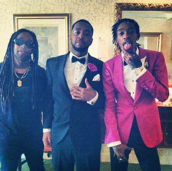 meet the groom-wiz khalifa wedding attire-the jasmine brand