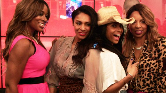 Four Harlem Women Land Reality Show On OWN Network: 'Crazy.Sexy.Life.'