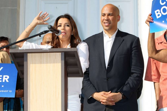 No Surprise Here: Newark Mayor Cory Booker Wins Democratic Primary for U.S. Senate seat