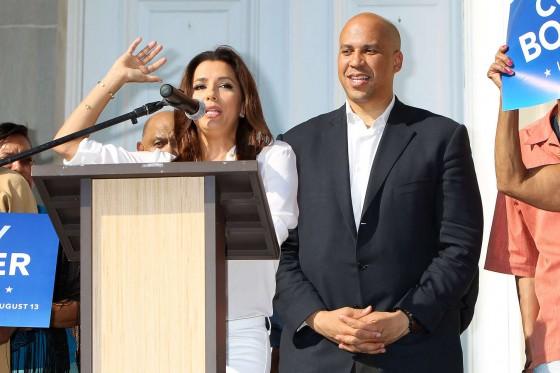 No Surprise Here: Newark Mayor Cory Booker Wins Democratic Primary for U.S. Senate seat
