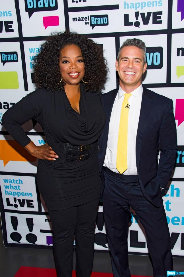 oprah winfrey-watch what happens live-the jasmine brand