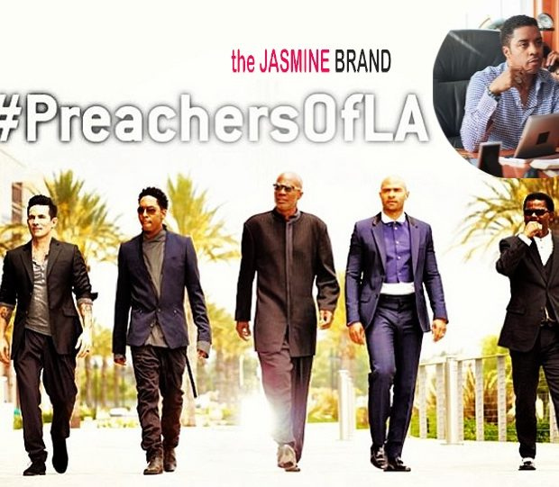 'Preachers of LA' Reality Show to Premiere October 9 + Cast Announces Twitter Church