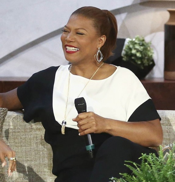 queen latifah-doesnt want to be the next oprah-the jasmine brand