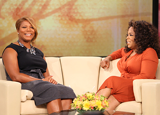 Queen Latifah Explains Why She Has No Interest In Being The Next Oprah
