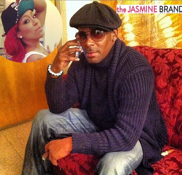 [AUDIO] R.Kelly Apologizes to K.Michelle For Implying He Had Sex With Her
