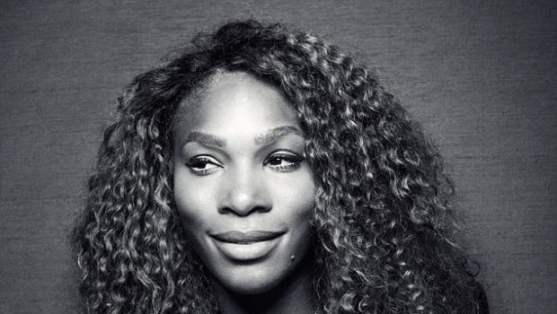 'No Athlete Has Boobs Like Me': Serena Williams Says She's Just Now Learning to Embrace Her Curves
