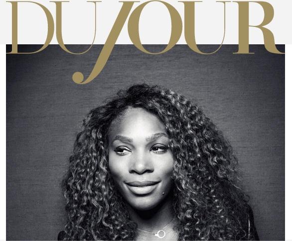 serena williams-dujour magazine-a-the jasmine brand