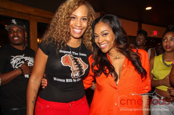 shanita foster-mimi faust-close up-beyond the game-one voice one power-the jasmine brand
