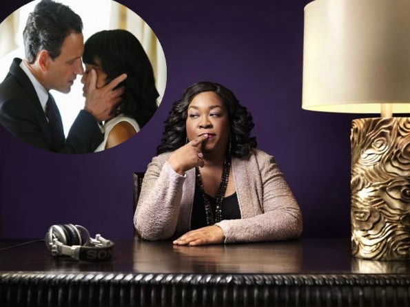 Don't Disrespect My Art! Shonda Rhimes Says Scandal Doesn't Co-Sign Adultery