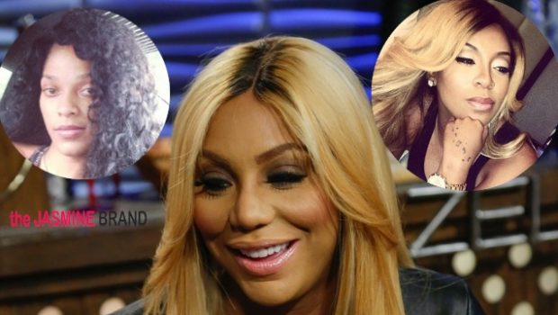 [VIDEO] Tamar Braxton Says She's Praying For K.Michelle, 'She's Been Bullying Me' + Read What She Says About LHHA's Joseline Hernandez