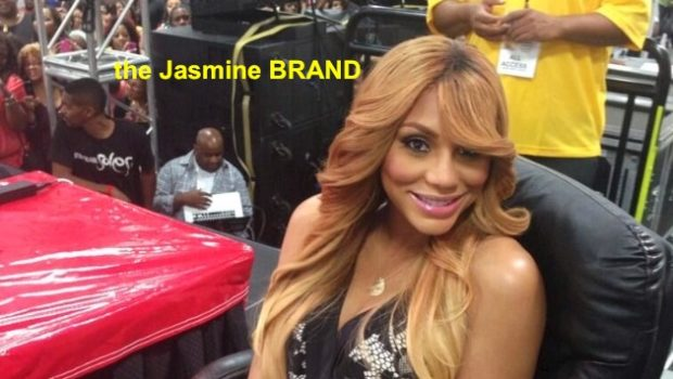 Jay-Z & Dame Dash Reunite, Tamar Braxton Hits the Hoodies + Nicki Minaj Poses Topless for Instagram